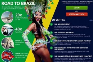 Sportingbet WM 2014 Promo