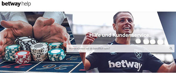 Betway Kundenservice
