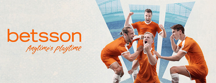 Betsson Freebet WM 2018